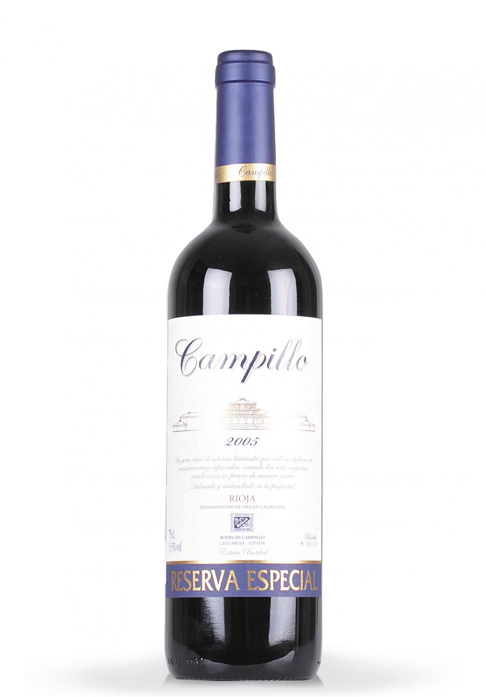 Vin Campillo, DOC Rioja, Reserva Especial 2005 (0.75L)