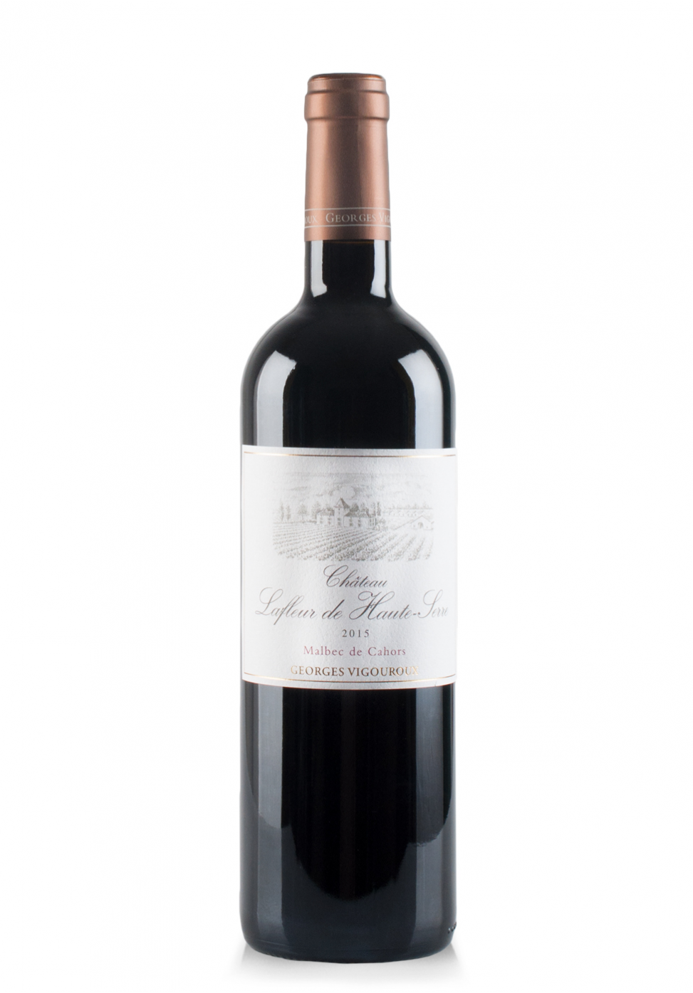 Vin Chateau Lafleur de Haute-Serre, A.O.C. Cahors 2015 (0.75L)