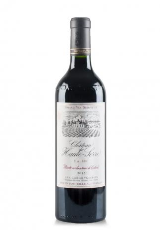 Vin Chateau de Haute-Serre, A.O.C. Cahors 2015 (0.75L) (659, VIN ROSU SEC CAHORS)