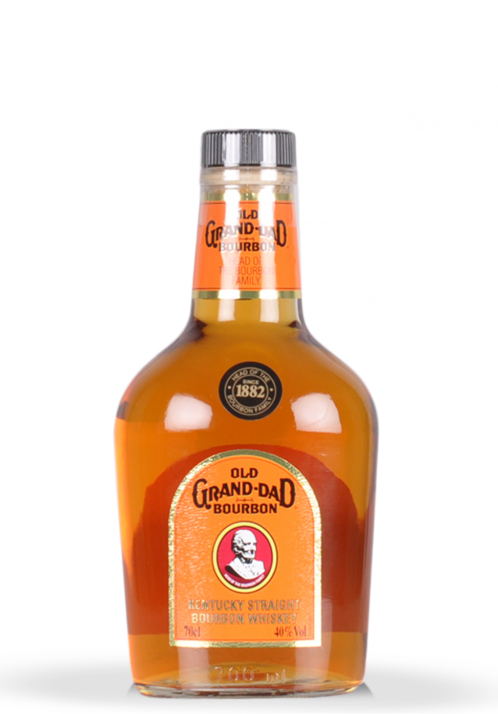 Whisky Old Grand-Dad Kentucky Straight Bourbon (0.7L)