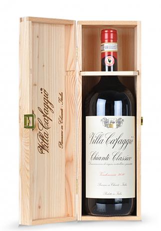 Vin Chianti Classico Vendemmia 2010, Villa Cafaggio Magnum (1.5L) Image