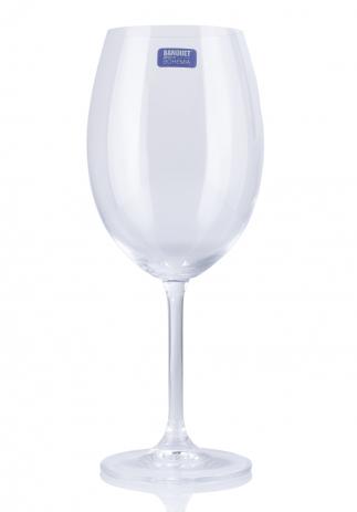 Set pahare de vin din cristal de Bohemia (6x580ml) Image