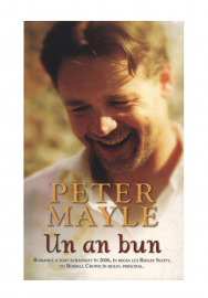 Un an bun, Peter Mayle - Editura Rao