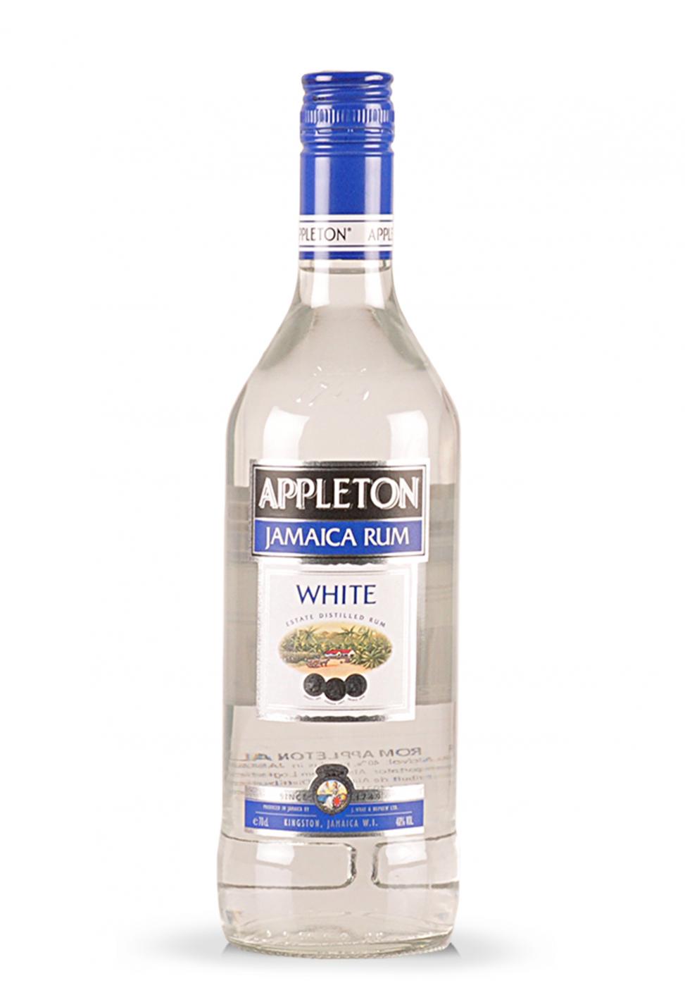 Rom Appleton Jamaica White (0.7L)