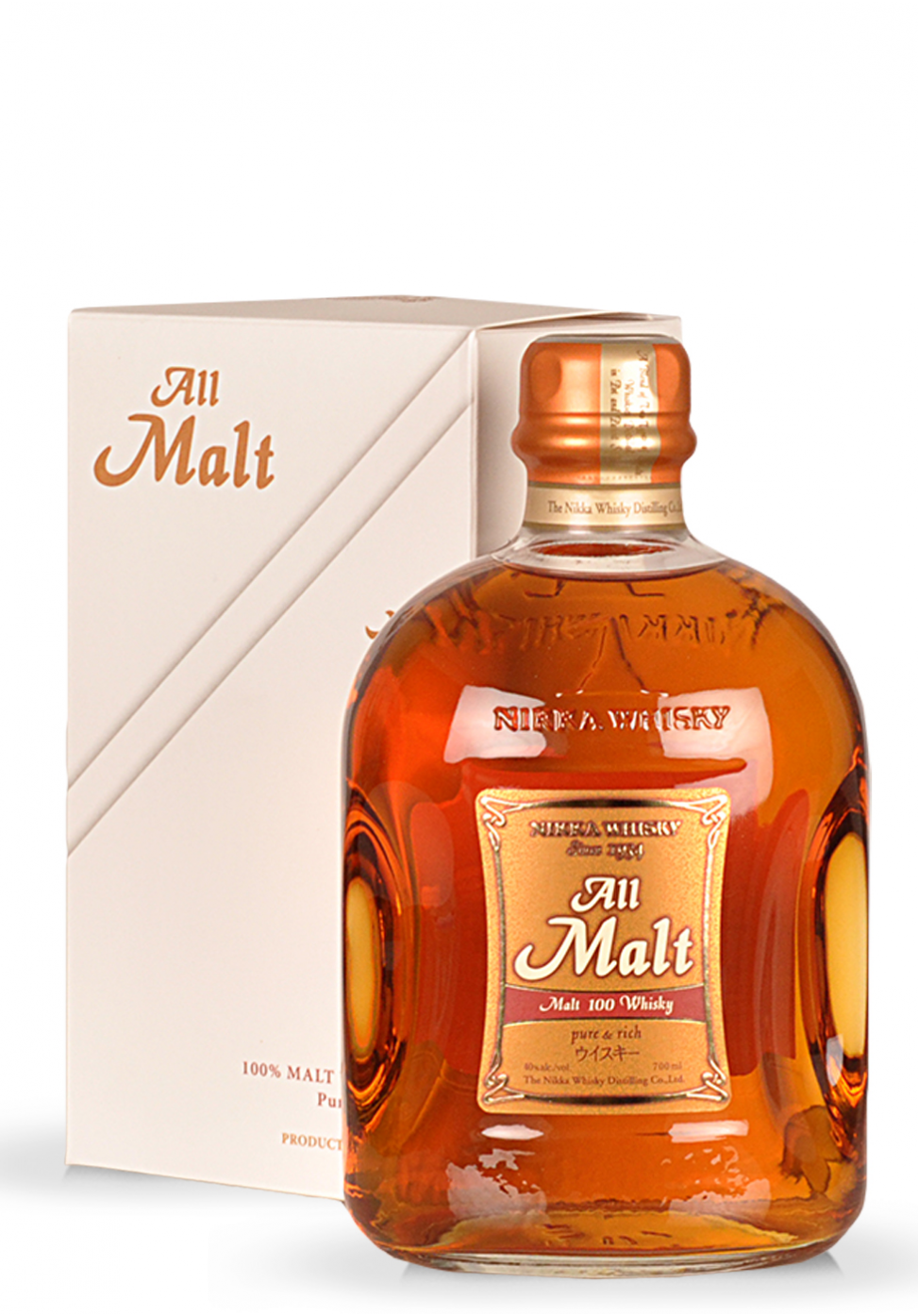 Whisky Nikka All Malt (0.7L)