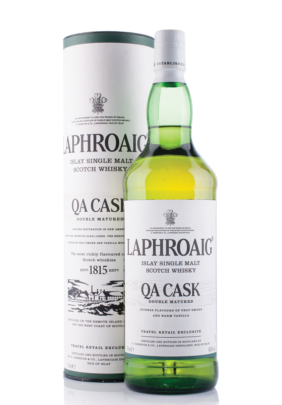 Whisky Laphroaig QA Cask (1L)