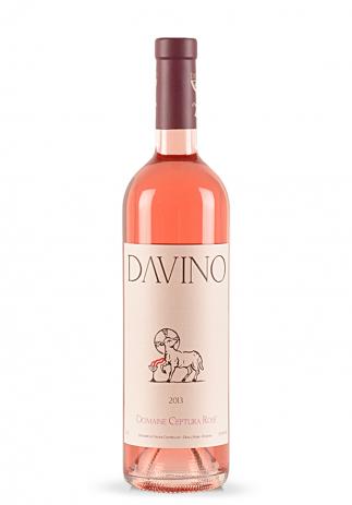 Vin Davino, Ceptura Rose 2016 (0.75L) Image