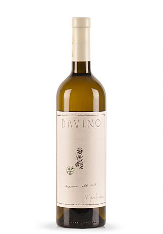 Vin Davino, Rezerva Alb 2011 (0.75L) Image