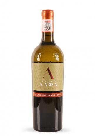 Vin Alpha Estate, Sauvignon Blanc 2014 (0.75L)