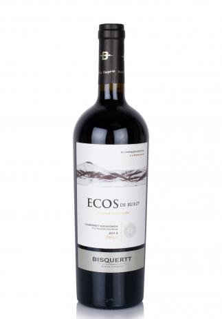 Vin Bisquertt, Ecos de Rulo, Single Vineyard Cabernet Sauvignon 2014 (0.75L) Image