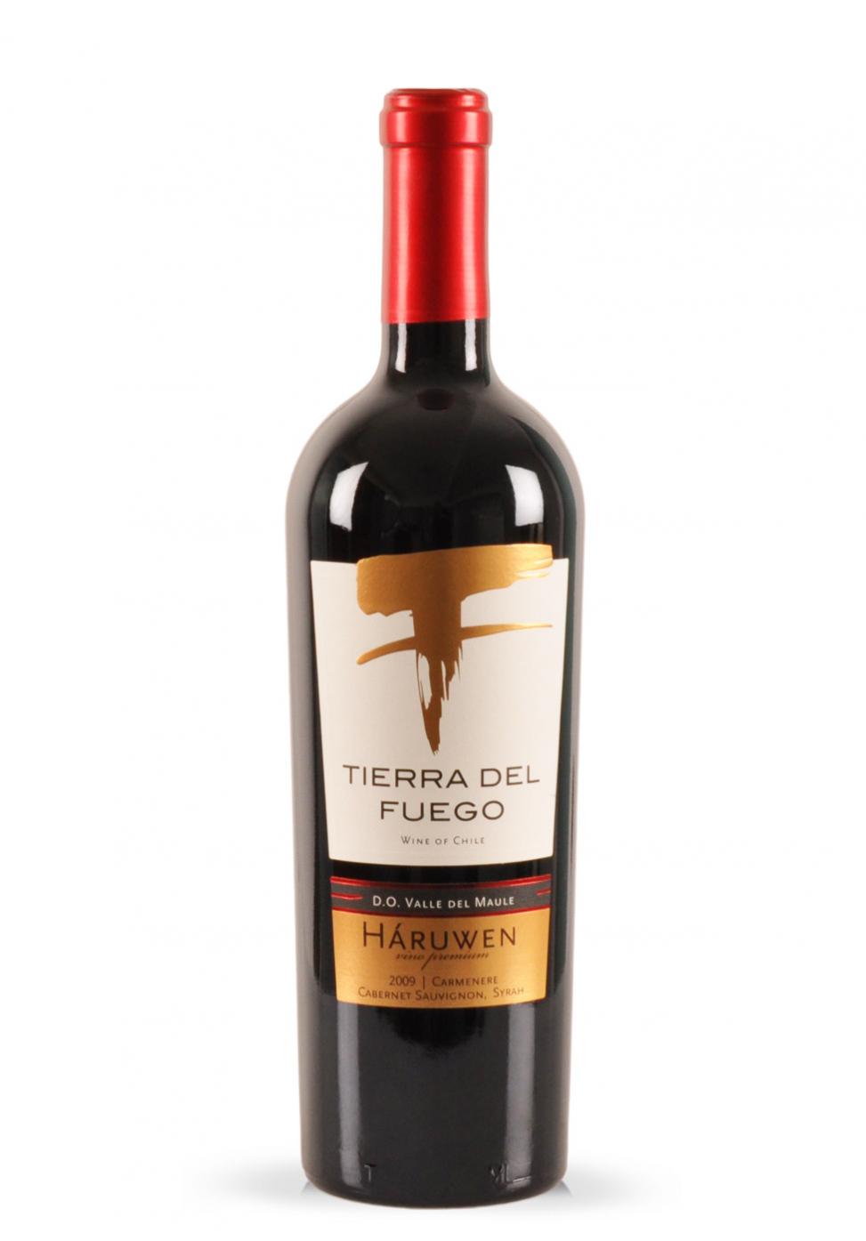 Vin Tierra del Fuego, Carmenere, Cabernet, Syrah, Haruwen, 2009 (0.75L)