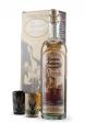 Set Tequila Herencia Mexicana Anejo + 2 pahare de ceramica, Ediție limitată (0.7L)