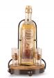 Set Cadou Tequila Herencia Mexicana Anejo (0.7L) + 5 Pahare Shot-uri
