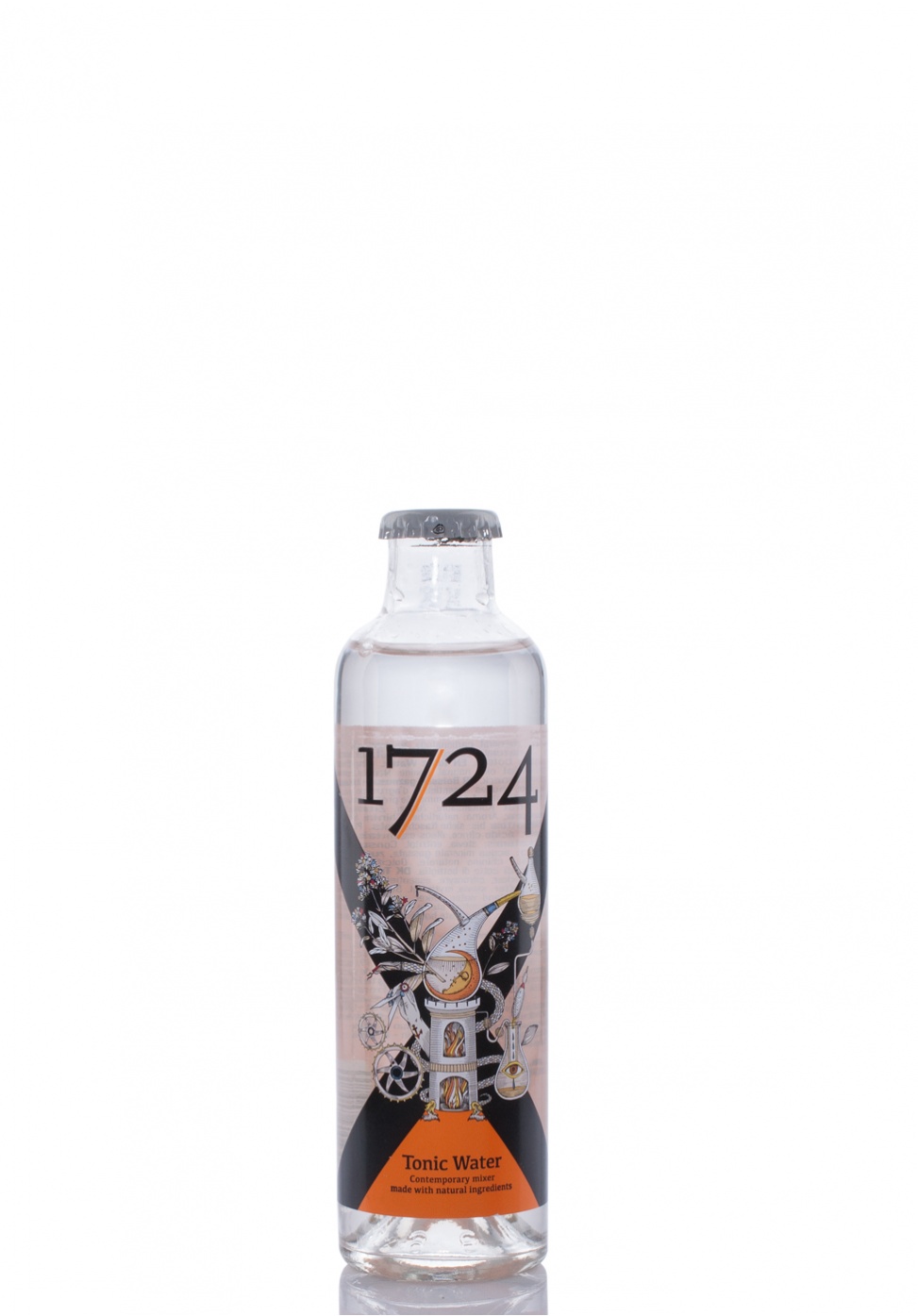 Apa tonica premium 1724 (Bax 24 st x 0.2L)