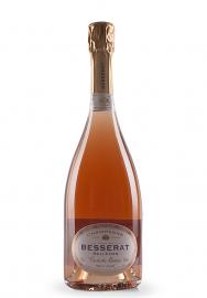 Champagne Besserat de Bellefon, Cuvée des Moines, Brut Rosé (0.75L)