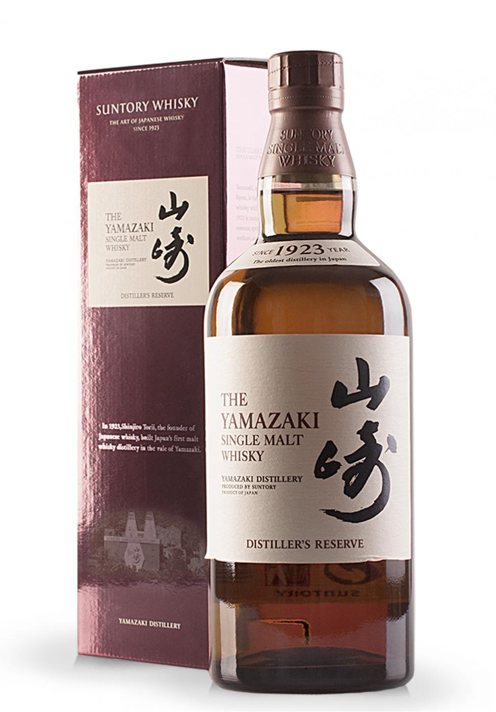 Whisky The Yamazaki Reserve (0.7L)