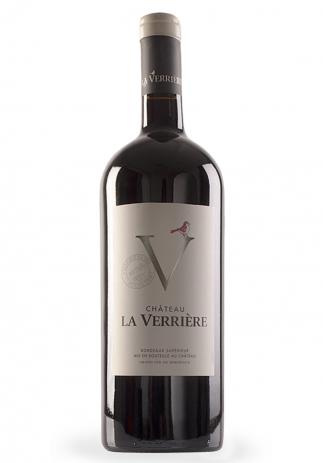 Vin Château La Verrière, Bordeaux Supérieur Magnum 2011 (1.5L) Image