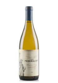Vin The Federalist Chardonnay, Mendocino County, 2017 (0.75L)
