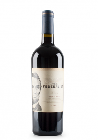 Vin The Federalist, Honest Red Blend, 2016 (0.75L) Image