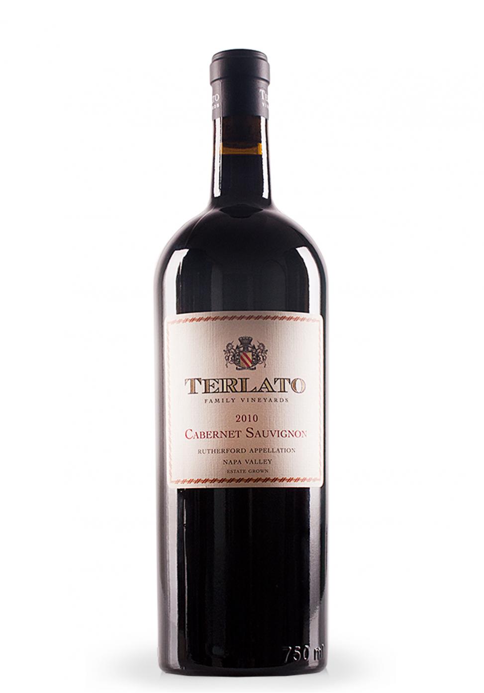Vin Terlato Family, Rutherford Appellation, Napa Valley, Cabernet Sauvignon 2010 (0.75L)