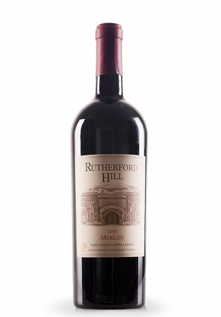 Vin Rutherford Hill, Napa Valley Appellation, Merlot 2010 (0.75L)