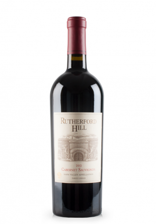 Vin Rutherford Hill, Napa Valley Appellation, Cabernet Sauvignon 2012 (0.75L)