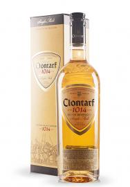 Whisky Clontarf, Irish Whiskey Single Malt + Gift Box (0.7L)