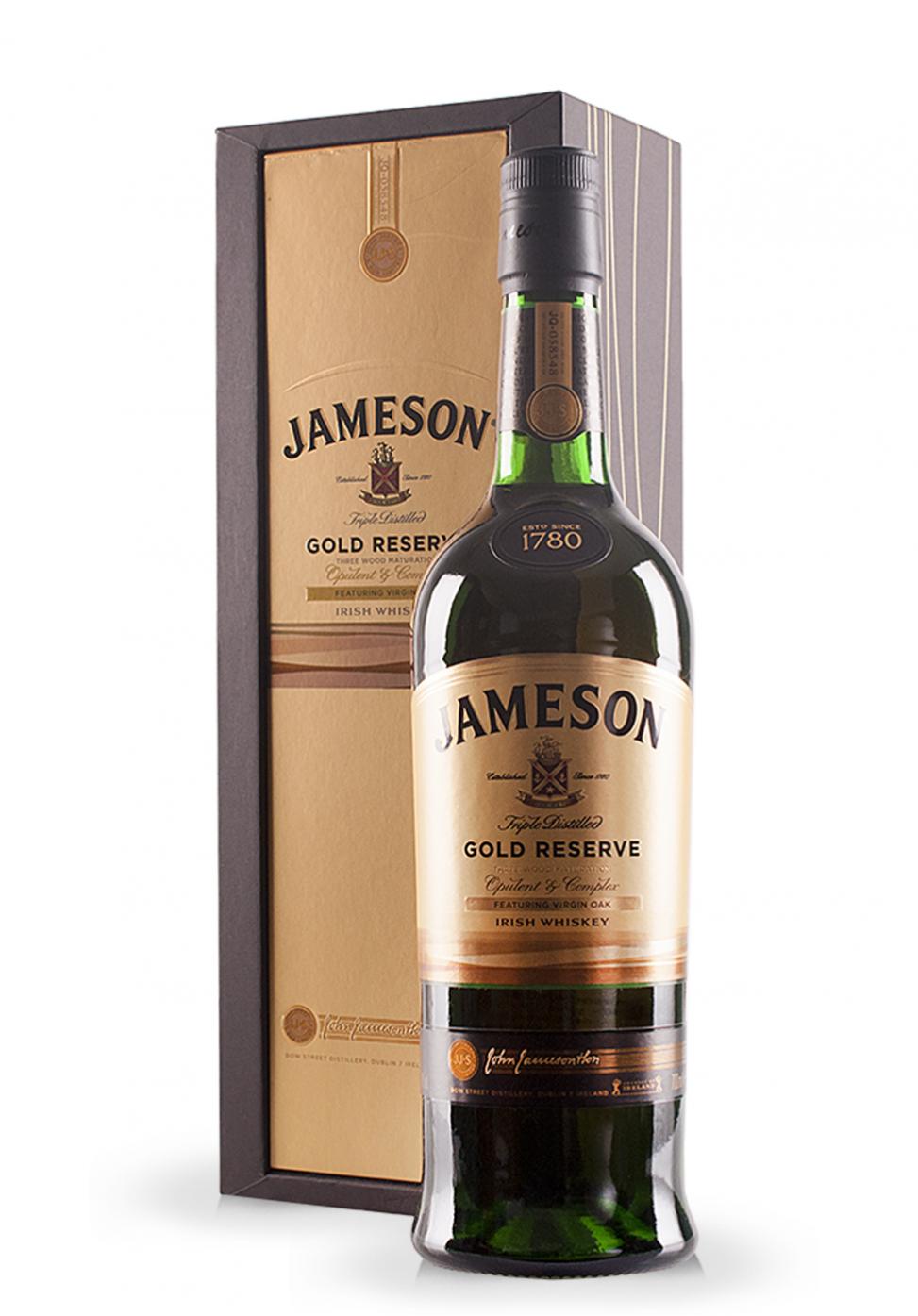 Whisky Jameson Gold Reserve (0.7L)