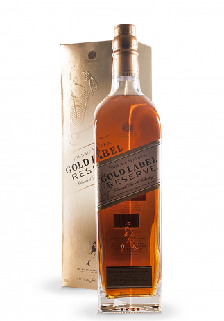 Whisky Johnnie Walker, Gold Label Reserve, Blended Scotch (1L)