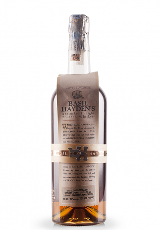 Whisky Basil Hayden's, Kentucky Straight Bourbon Whiskey (0.7L) (844, WHISKY BOURBON SUA)