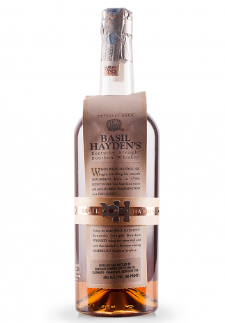 Whisky Basil Hayden's, Kentucky Straight Bourbon Whiskey (1L)