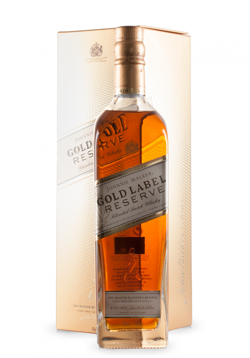 Whisky Johnnie Walker Gold Label Reserve (0.7L)