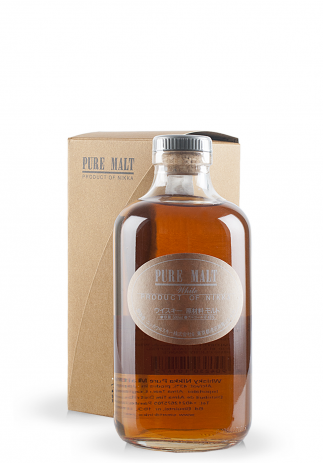 Whisky Nikka Pure Malt White (0.5L) Image