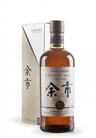 Whisky Nikka, Single Malt Yoichi, 12 ani (0.7L) Image