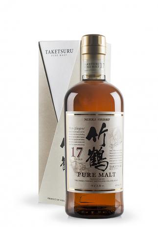 Whisky Nikka, Taketsuru Pure Malt, 17 ani (0.7L)