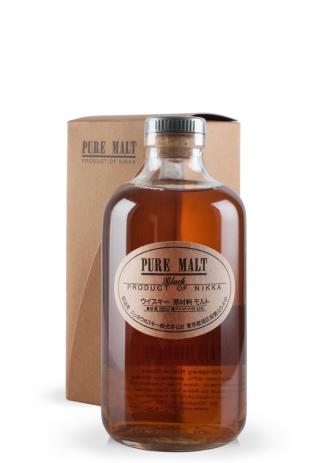 Whisky Nikka Black Malt