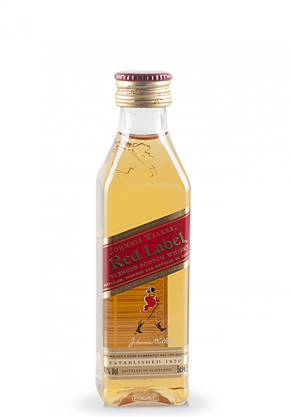 Whisky Johnnie Walker Red Label (0.05L)