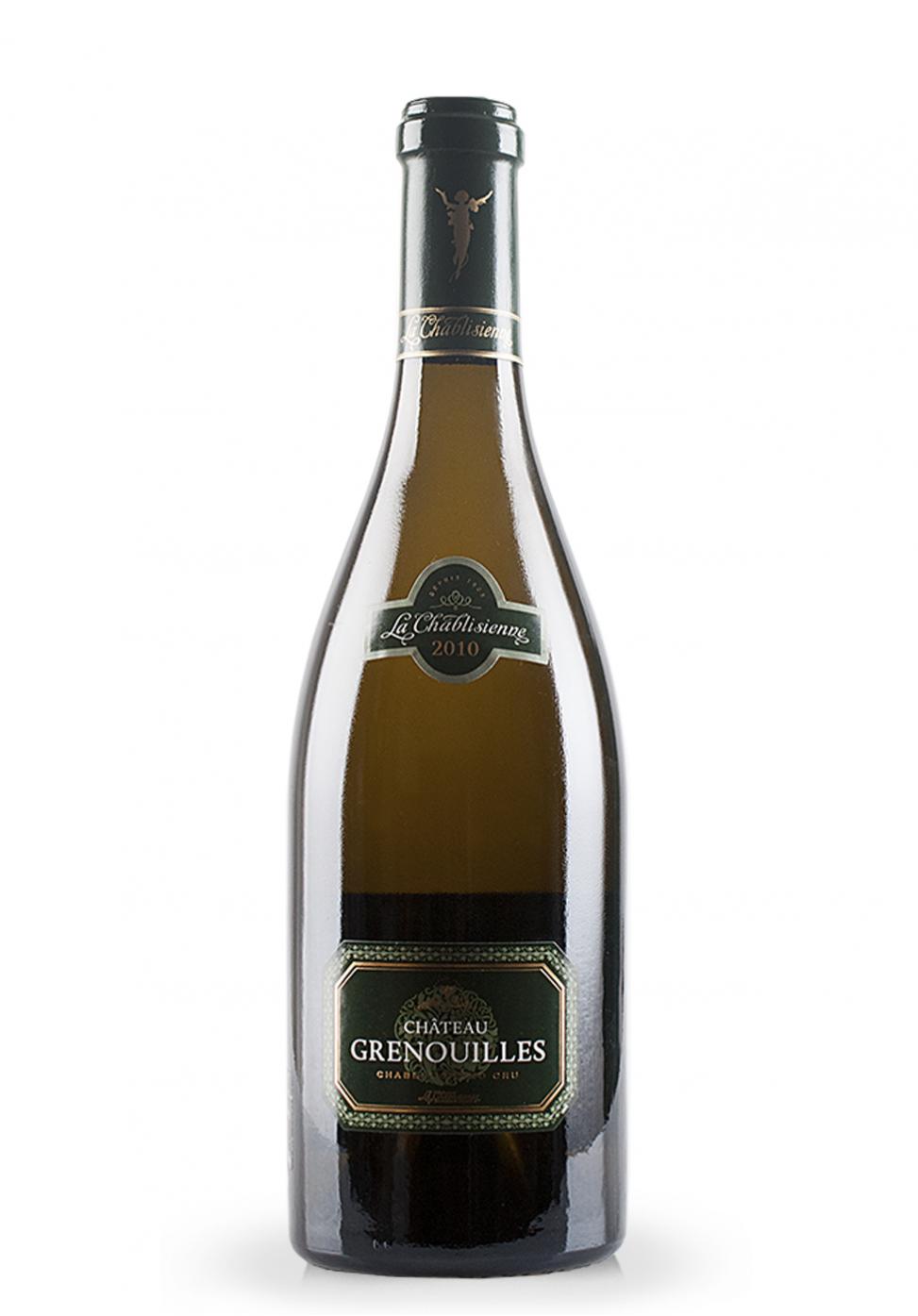 Vin Château Grenouilles, Chablis Grand Cru 2010 (0.75L)