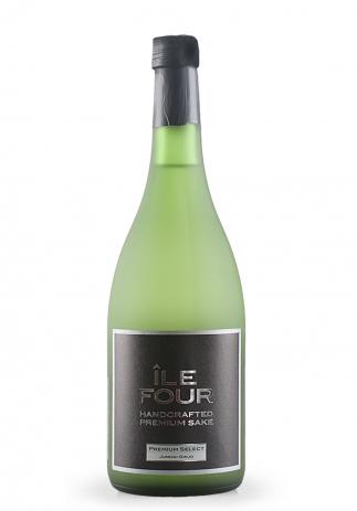 Sake Ile Four Junmai Ginjo Premium Select (0.72L) Image