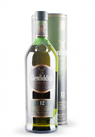 Whisky Glenfiddich 12 ani (1L) Image