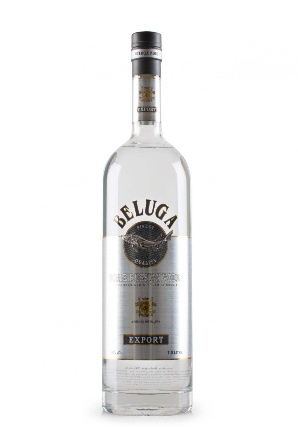 Vodka Beluga Noble (1L)