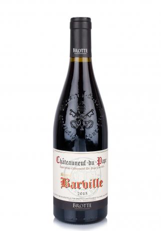 Vin Secret Barville, A.O.C. Chateauneuf-du-Pape 2015 (0.75L) Image