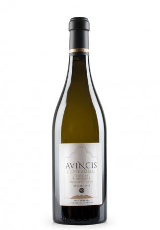 Vin Avincis Vila Dobrusa, Cuvée Amélie, Tamaioasa romaneasca & Muscat Ottonel, 2014 (0.75L) Image