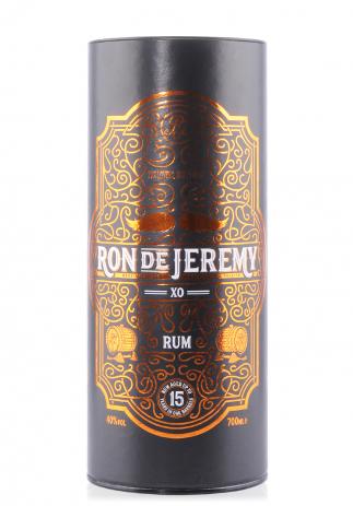 Rom Ron de Jeremy XO, Solera 15ani + Cutie Cadou, The Original Adult Rum (0.7L) Image