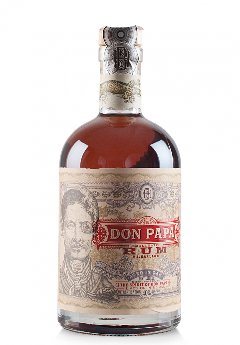 Rom Don Papa, Distilled in Oak (0.7L)