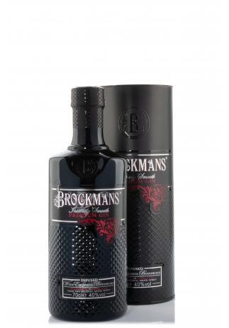 Gin Brockmans + cutie cadou (0.7L)