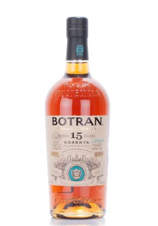 Rom Botran Reserva 15, Sistema Solera (0.7L) Image