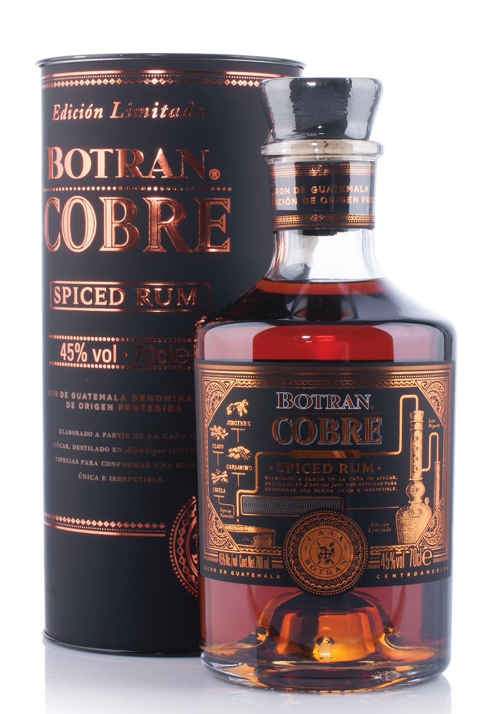 Rom Botran Cobre (0.7L)