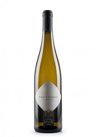 Vin Cantina La Vis, Trentino D.O.C. Muller Thurgau 2018 (0.75L) Image