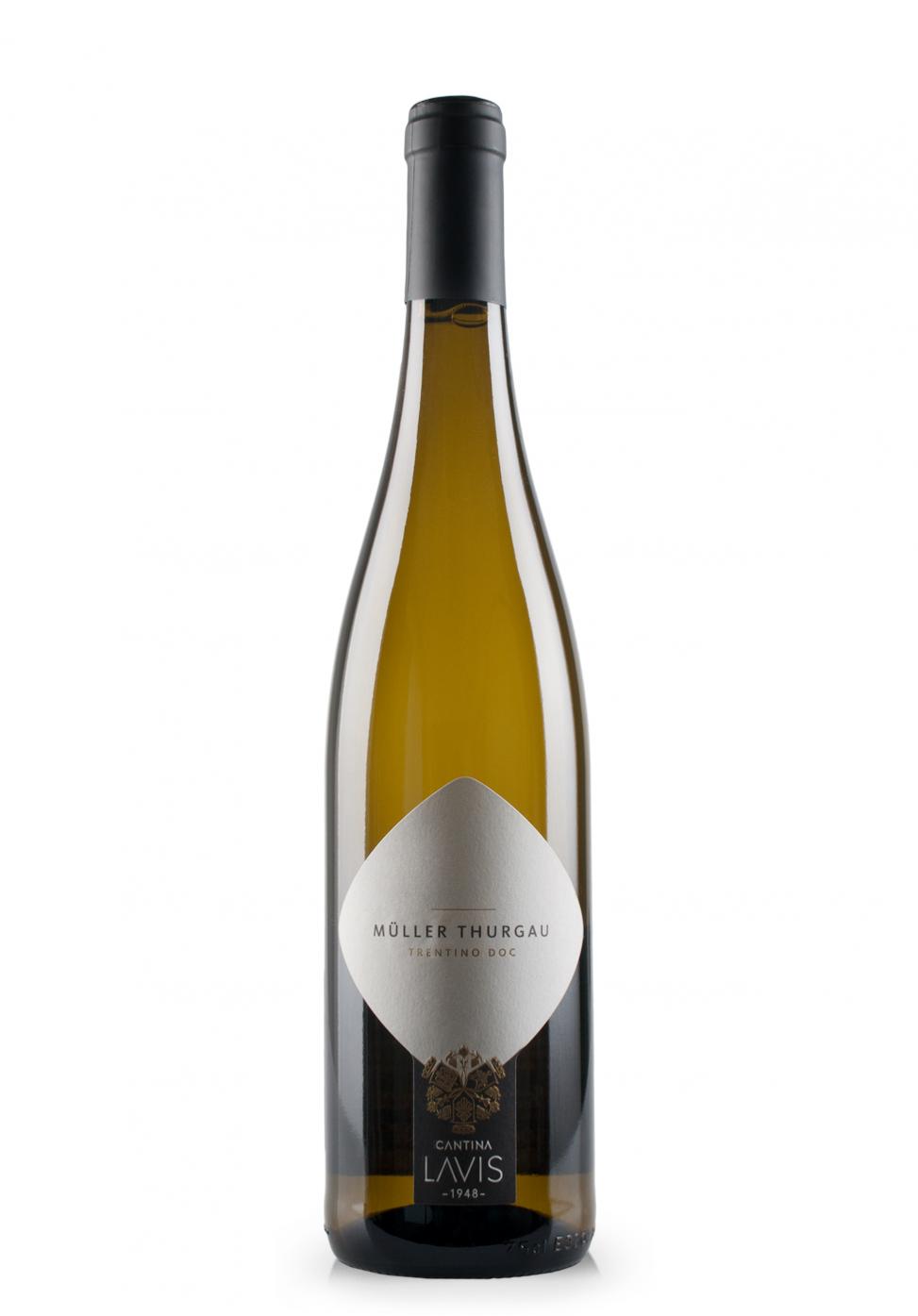 Vin Cantina La Vis, Trentino D.O.C., Muller Thurgau 2017 (0.75L)